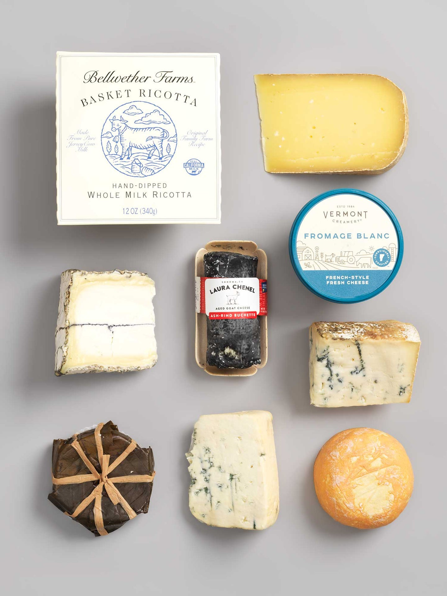 Some of Test Kitchen Director Kat Craddock's favorite American cheesemakers.