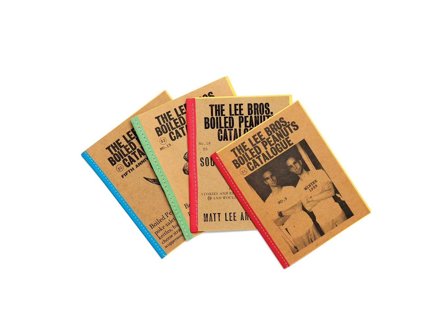 The Lee Brothers Boiled Peanuts Catalogue