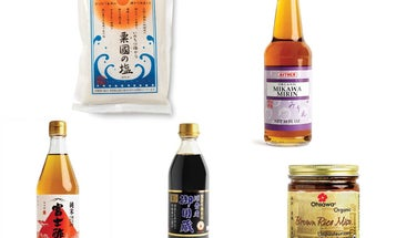 How To Stock a Japanese Pantry