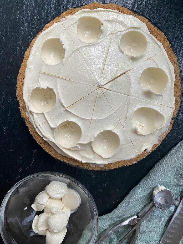 Lalla Rookh Ice Cream Pie