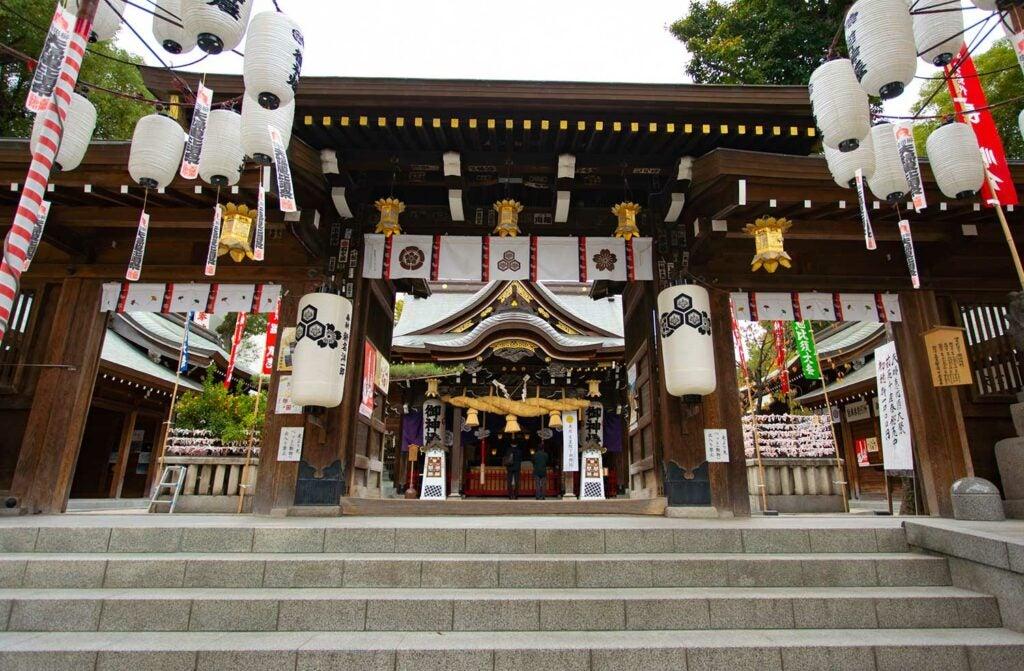 Hakata Old City Area