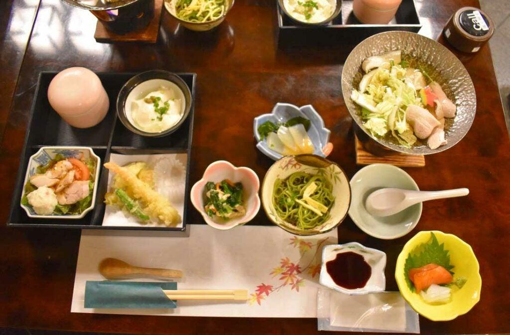 Fukuoka Prefecture, Ikenoyamasou Ryokan