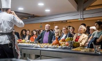 Lyon's New 'Cité Internationale de la Gastronomie' Leaves Some Visitors Hungry