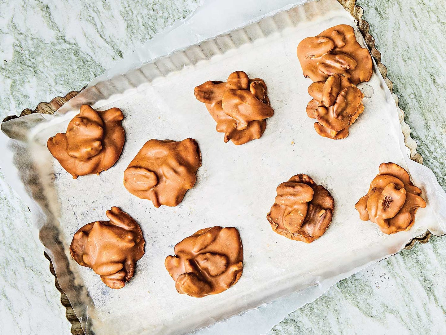 New Orleans-Style Pralines