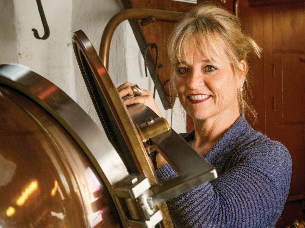 Myriam Hendrickx Master Distiller at  Rutte, Dordrecht