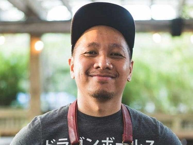 Chef Nikko Cagalanan