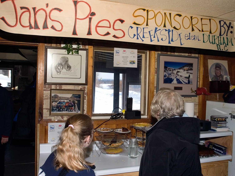 Jan's pies