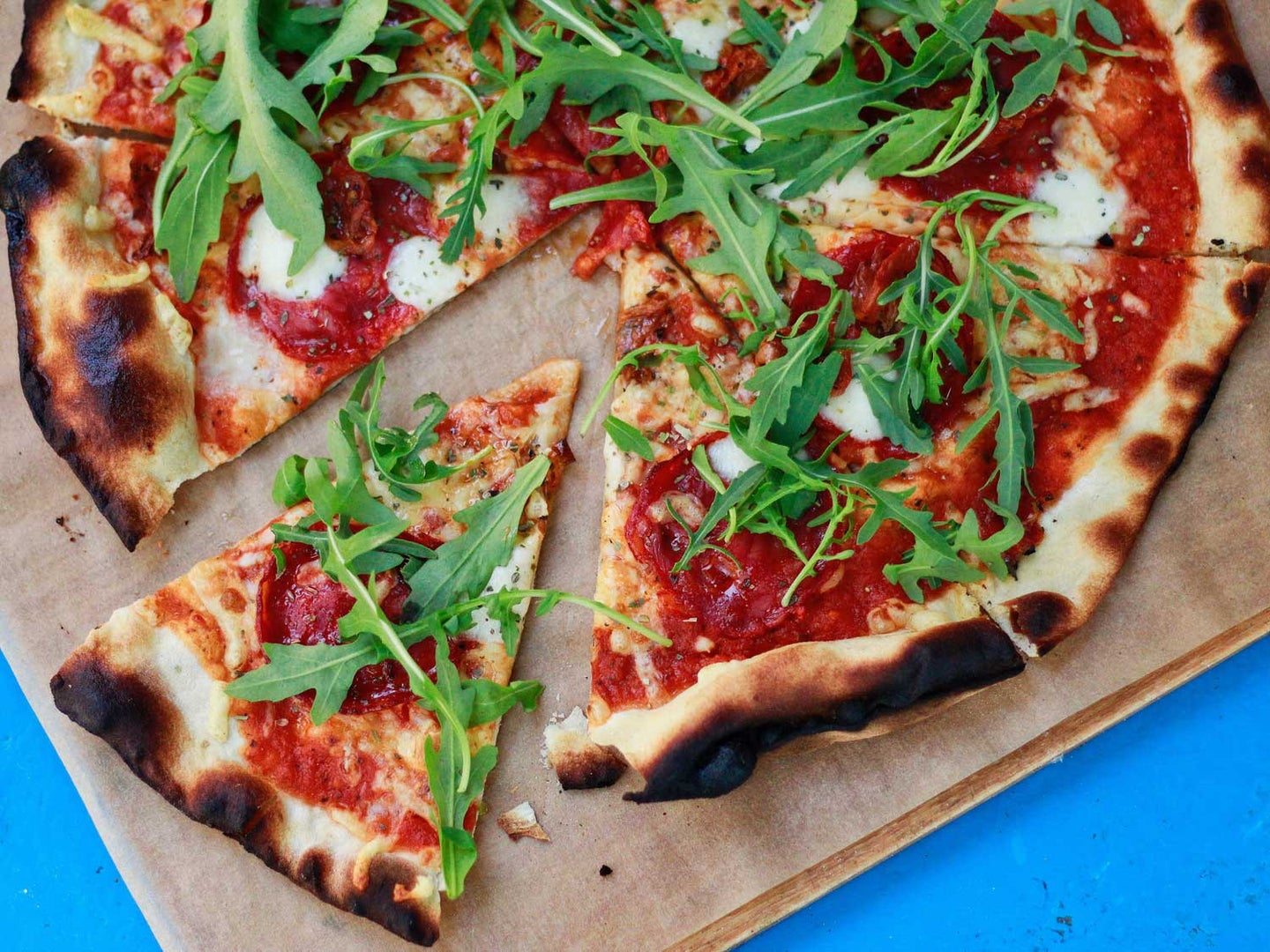 Pizza pie for Pi Day March 14th