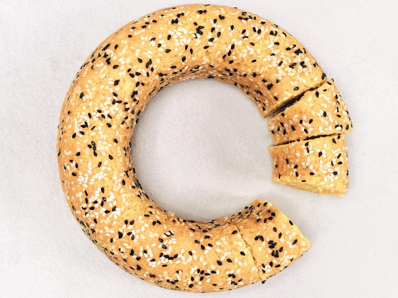 Golden Turmeric Cake