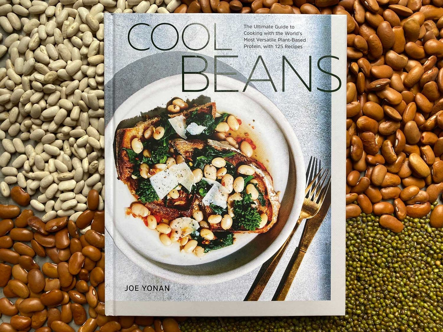 Cool Beans: The Ultimate Guide to Cooking with the World's Most Versatile Plant-Based Protein, by Joe Yonan