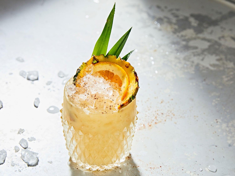 Painkiller Cocktail