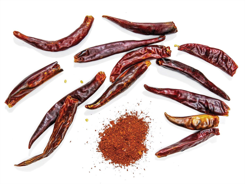 Toasted Thai Chile Powder