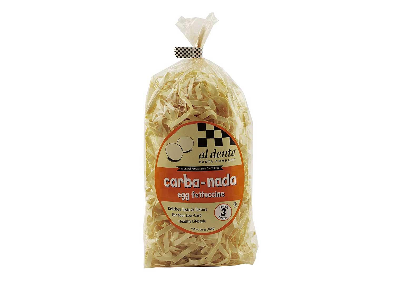 Al Dente Carba-Nada Egg Fettuccine, 10-Ounce Bags