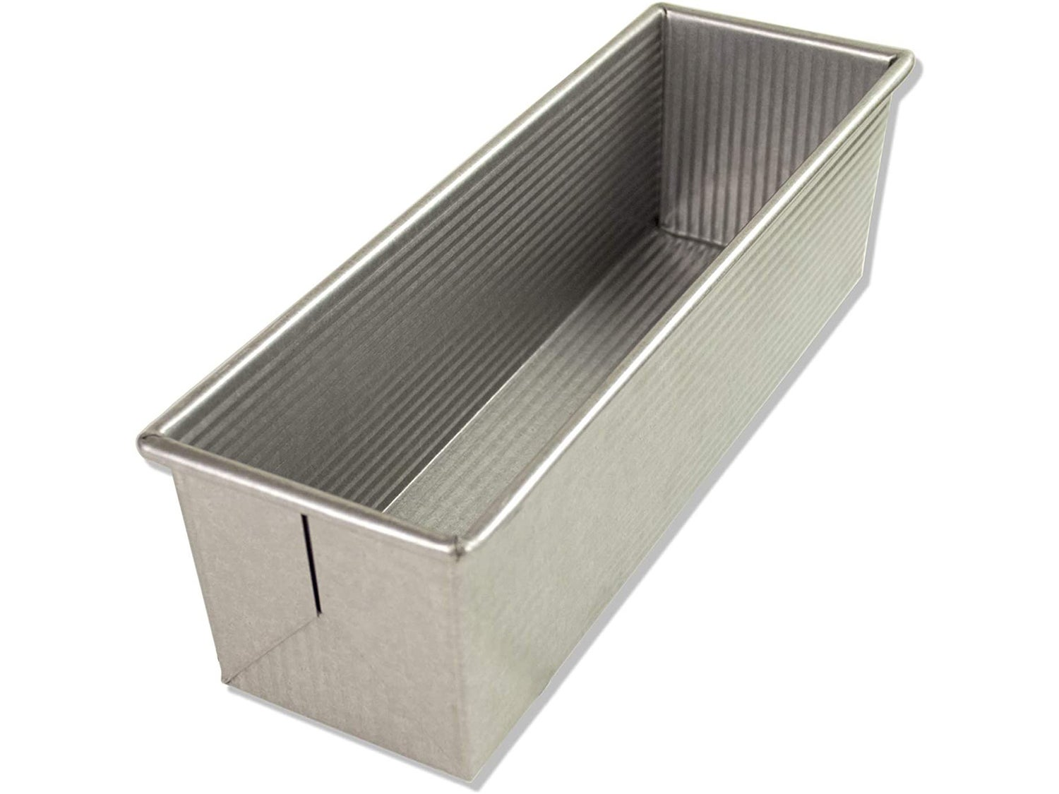 USA Pan 1165PM Bakeware Pullman Loaf Pan, Large