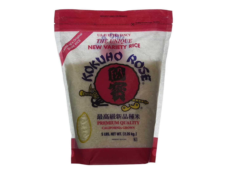 Kokuho Rice Sushi