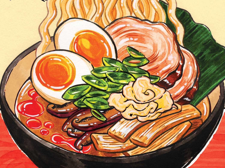 Torikotsu Ramen Soup