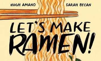 Pow! Boom! Zap! Let's Make Ramen!