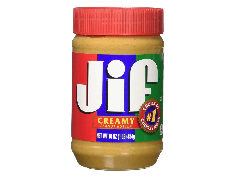 Jif Creamy Peanut Butter, 16 Ounces