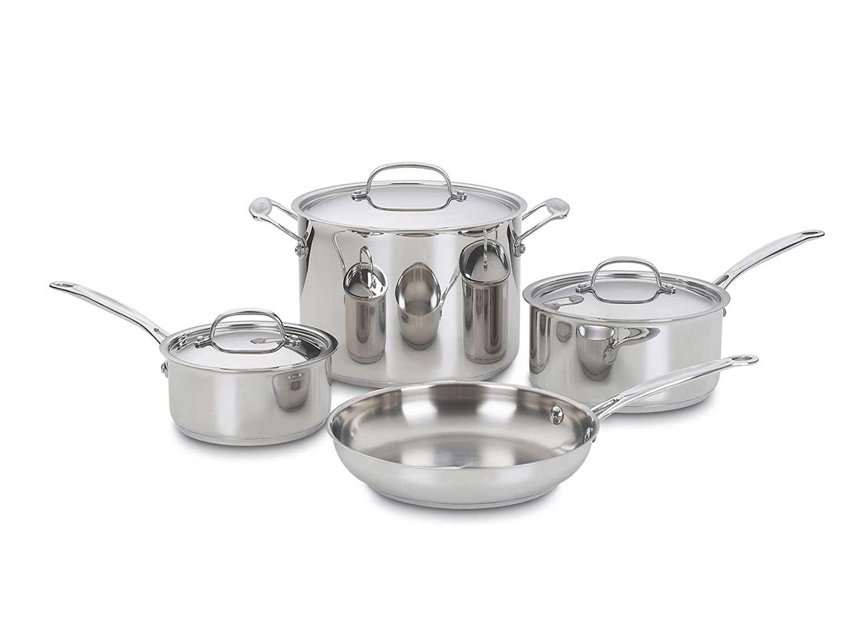 Cuisinart 7pc. stainless steel