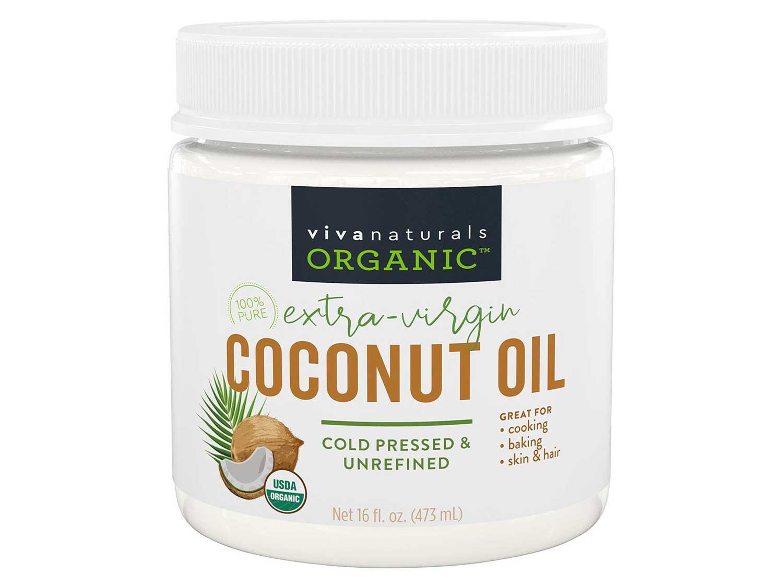 Viva Naturals Organic Liquid Coconut Oil