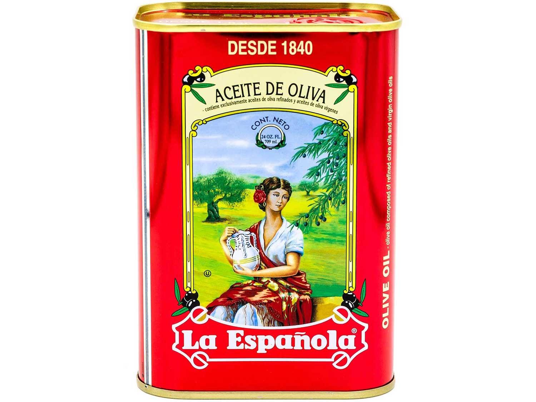 La Española Pure Olive Oil 24 fl oz