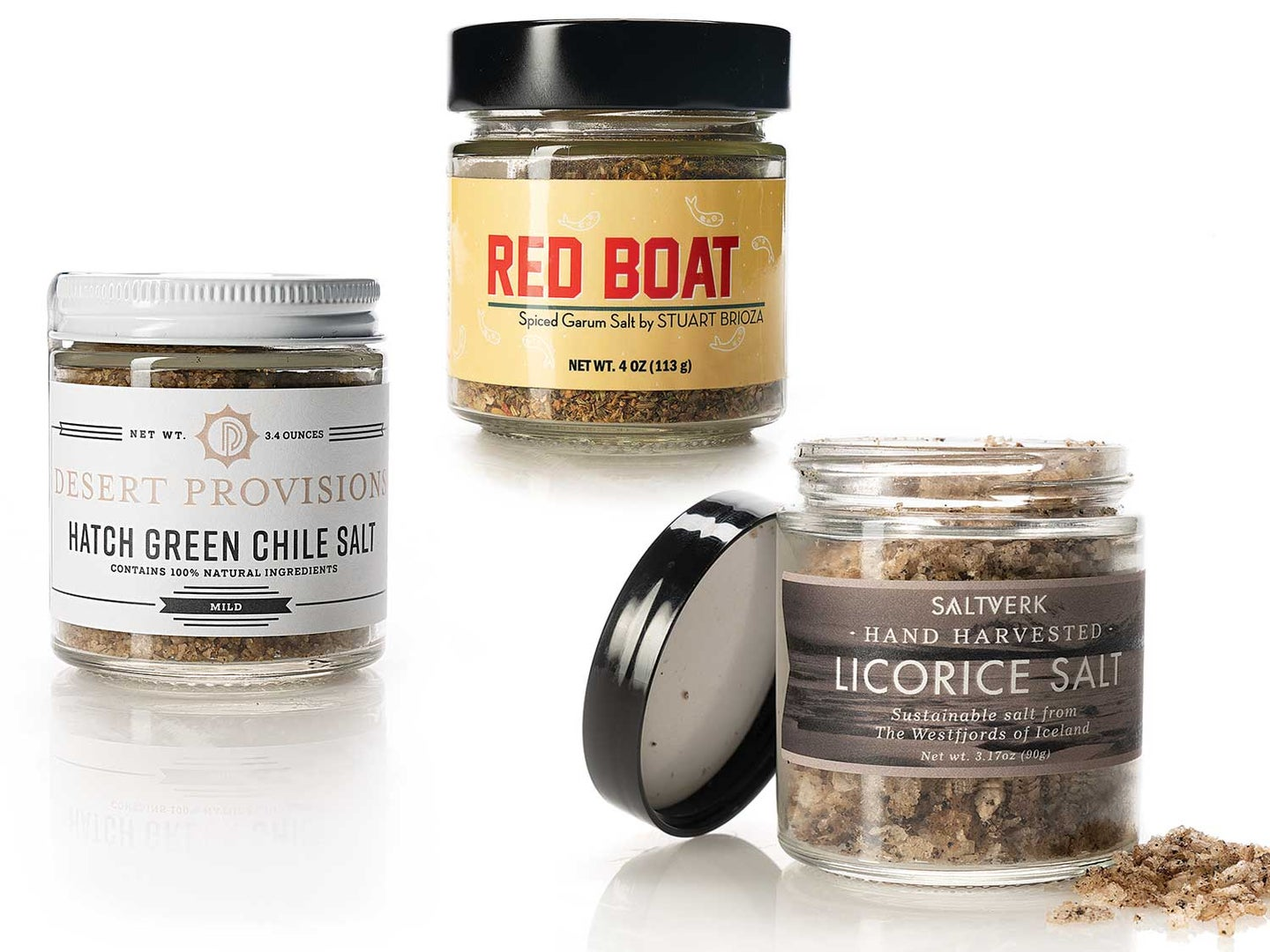 Our Test Kitchen Director's top 3 new seasoning blends.
