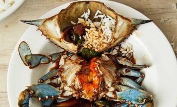 Ganjang Gejang (Soy Sauce-Marinated Crabs)