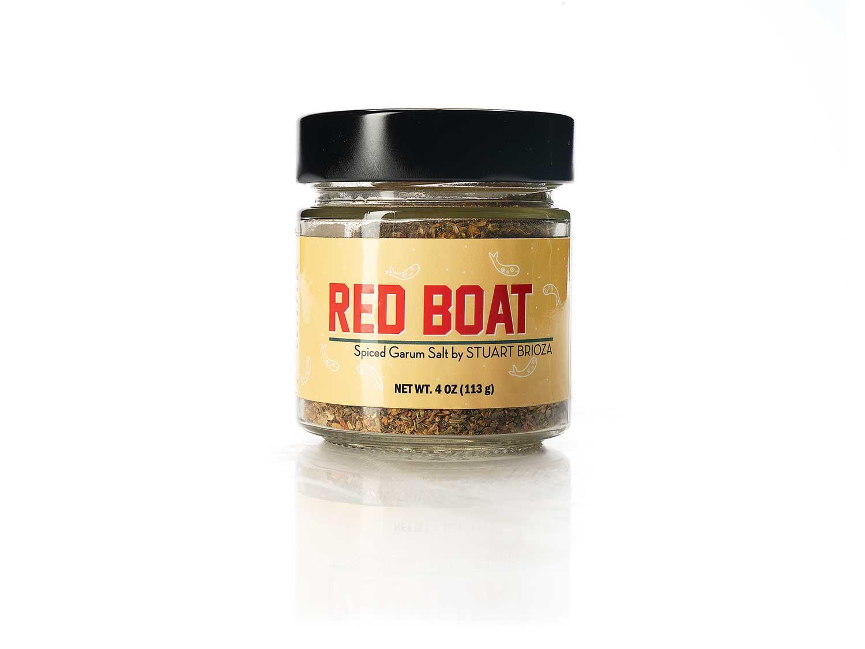 Red Boat Fish Sauce Spiced Garum Salt