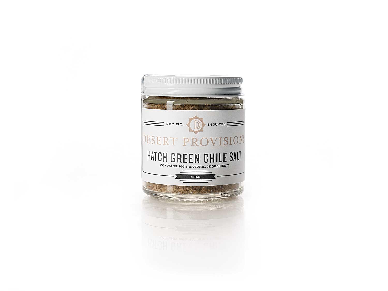 Desert Provisions Hatch Green  Chile Salt