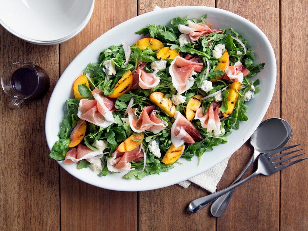Arugula Prosciutto Salad