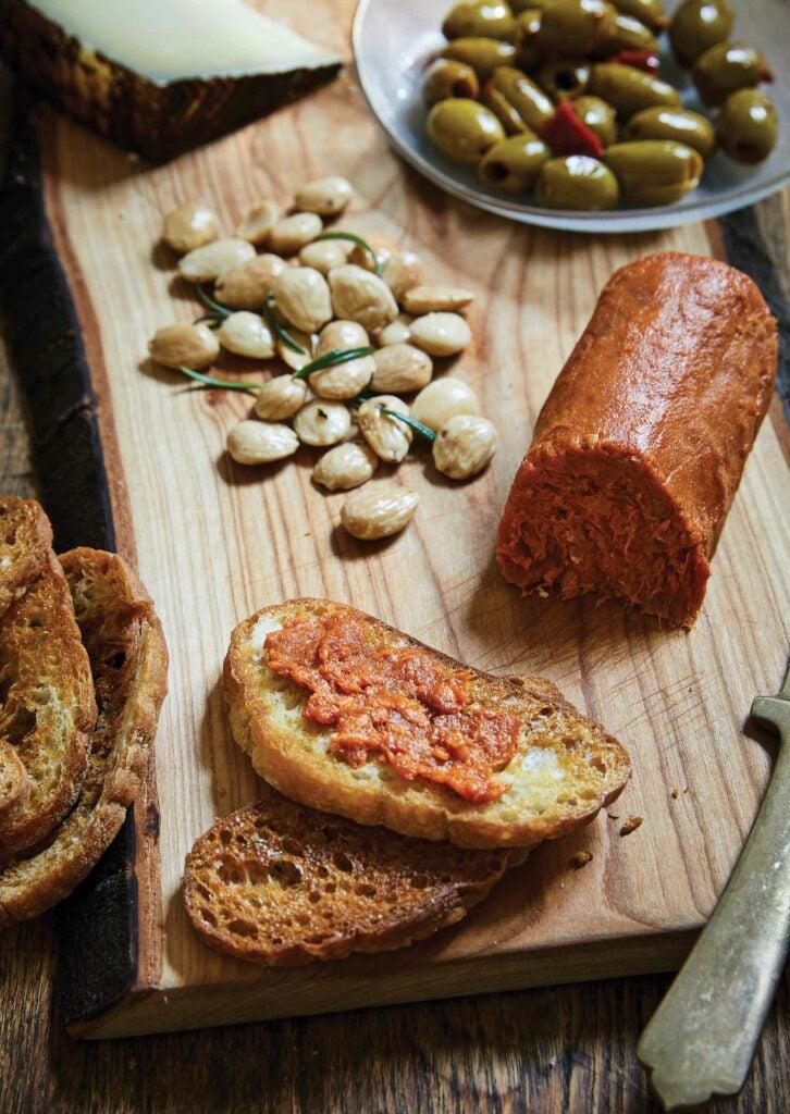 Sobrasada from Charlito's Cocina