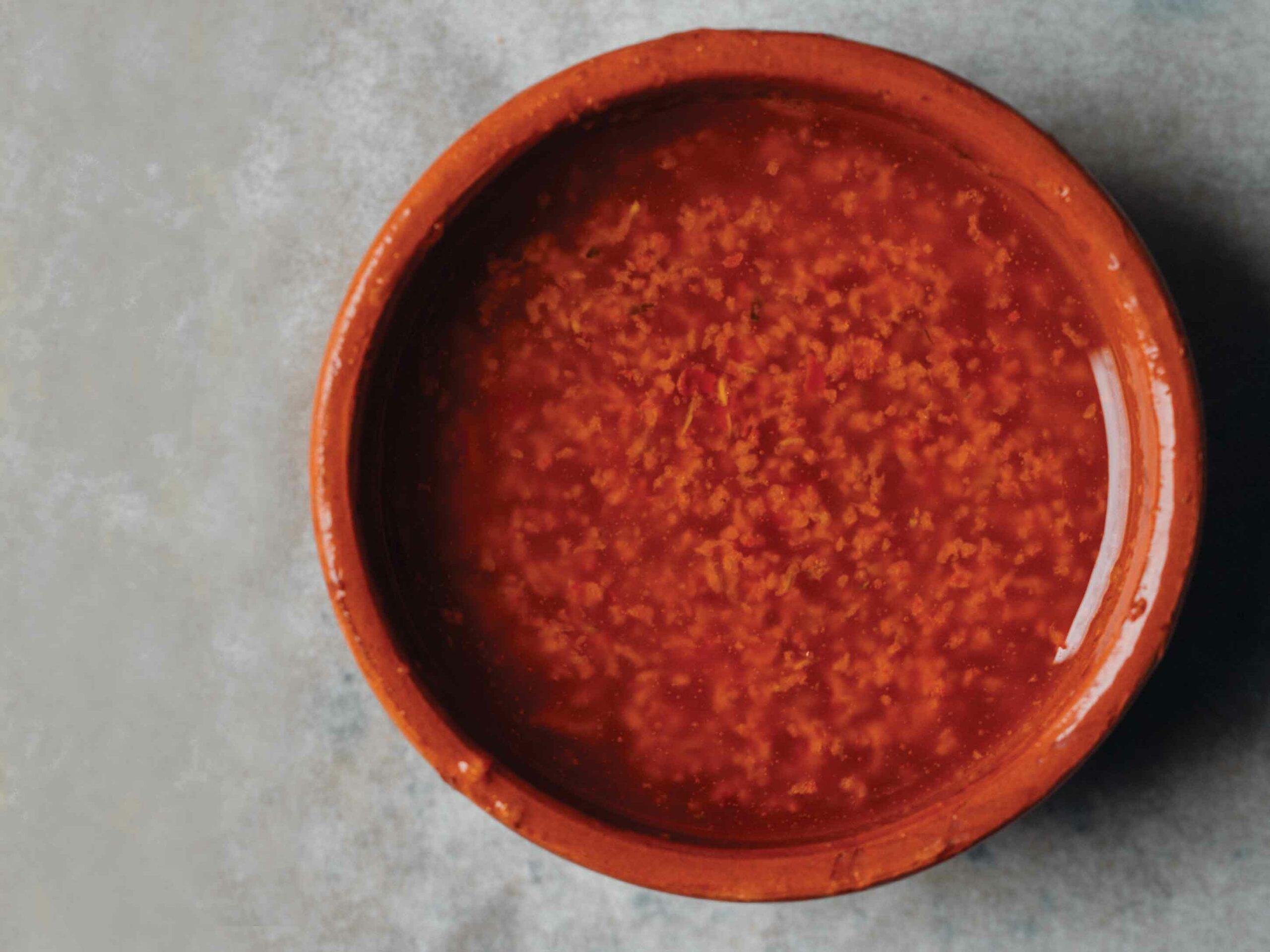 Mojo Picon sauce