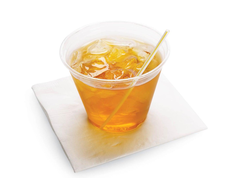 Cognac and Apple Juice