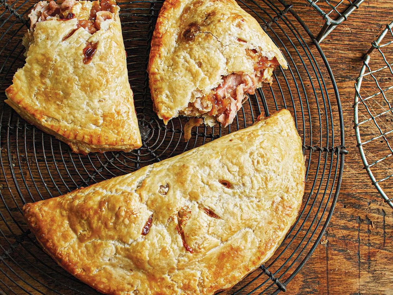 Ham-and-Jam Hand Pies