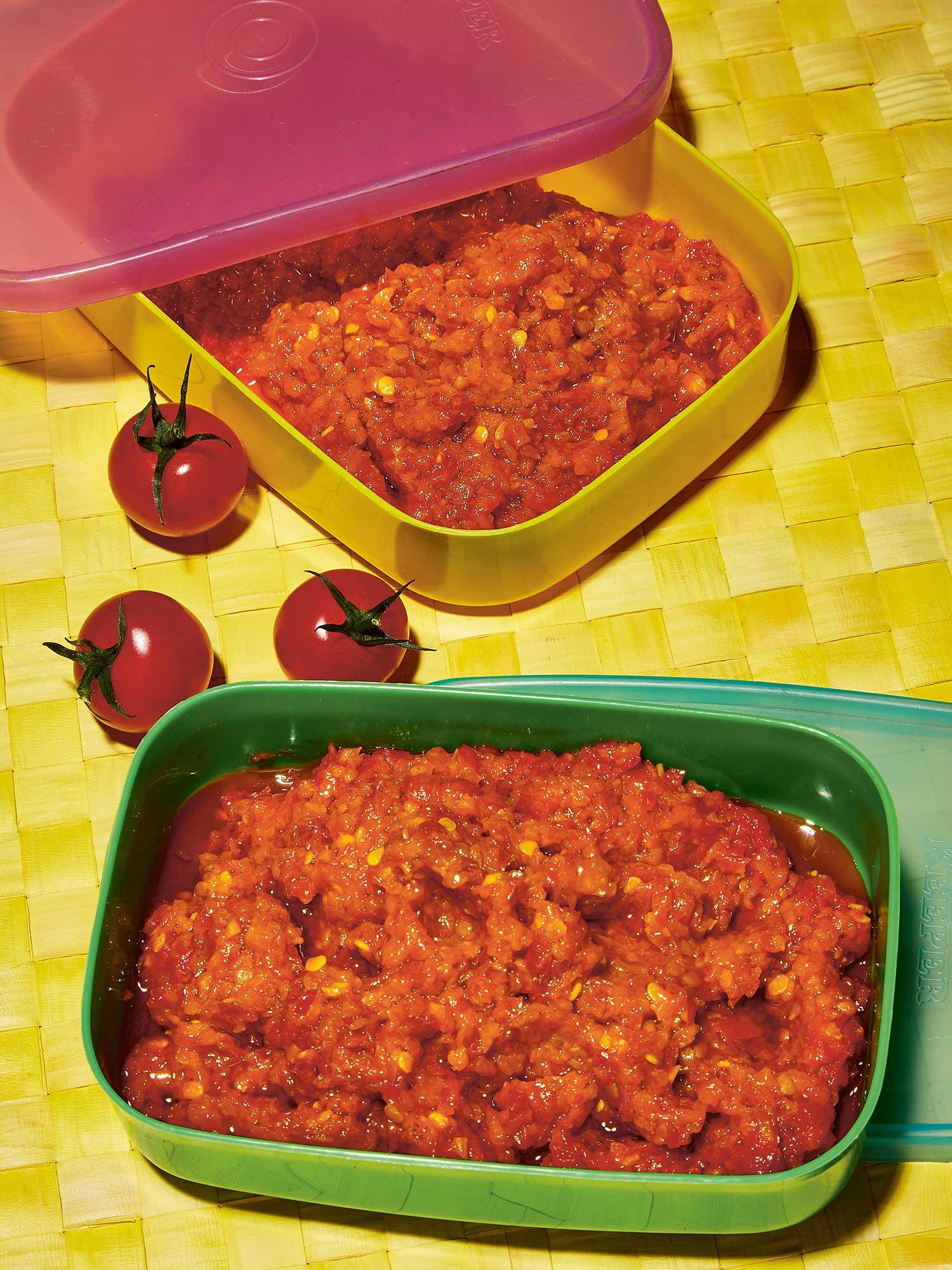 Indonesian Sambal Tomat