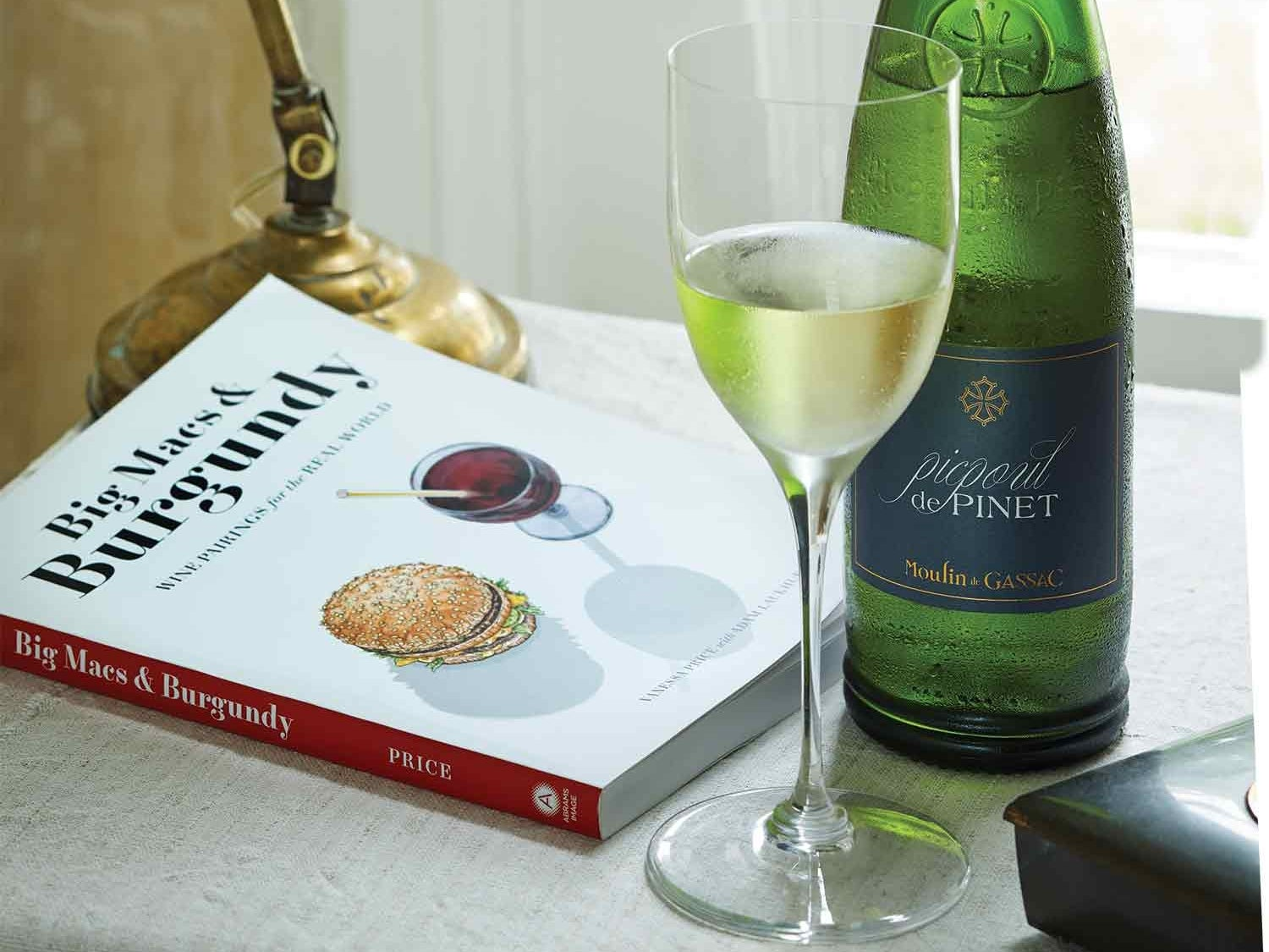 """Picpoul de Pinet is the """"perfect white T-shirt"""" of any wine collection."""
