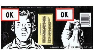 Remember Coca-Cola's OK Soda?