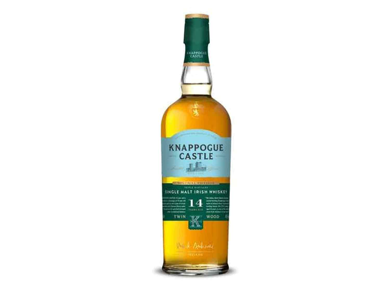 Irish Whiskey: Knappogue Castle 14 Year Single Malt