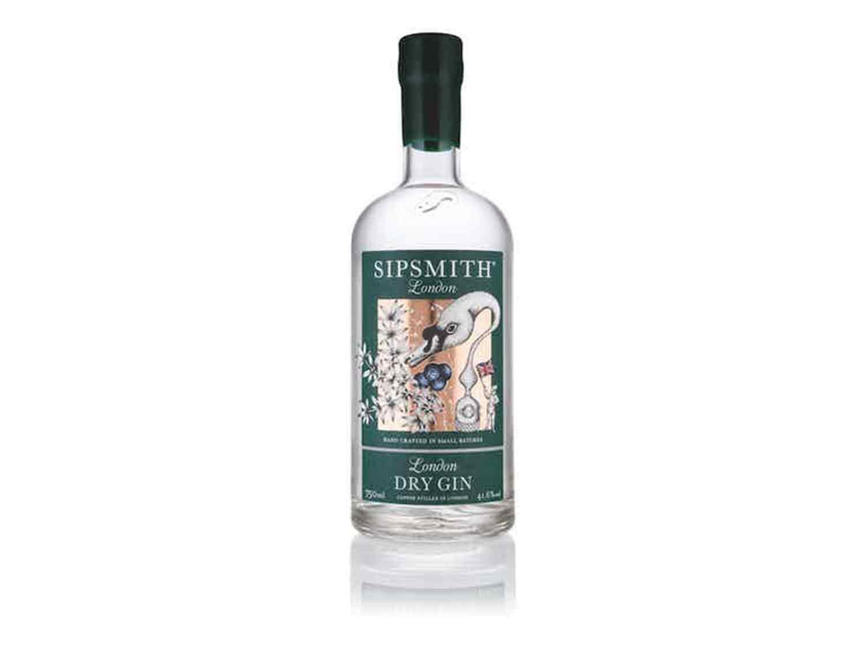Gin: Sipsmith London Dry Gin