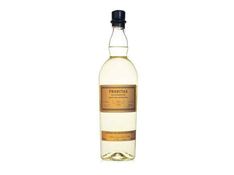 White Rum: Probitas White Blended Rum