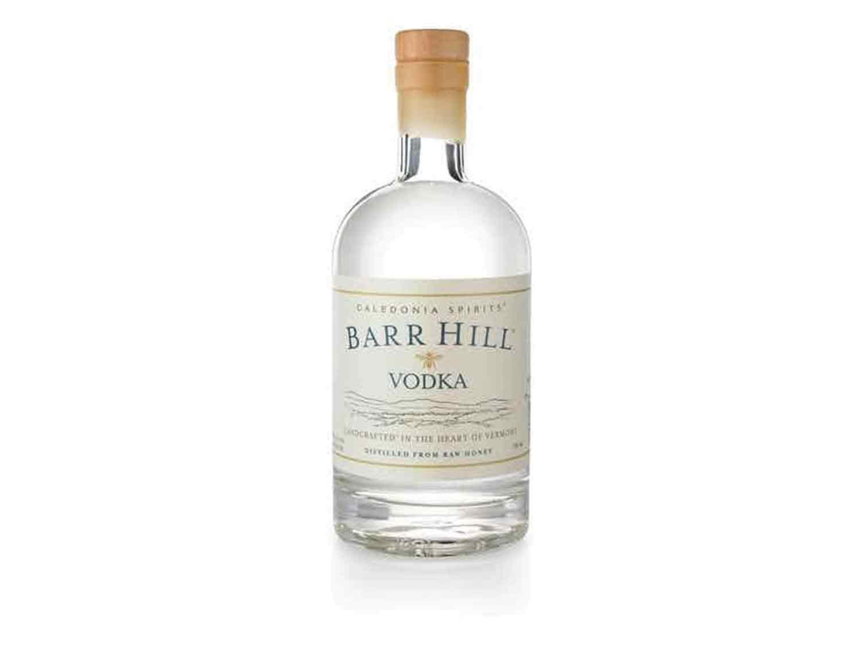 Vodka: Caledonia Spirits Barr Hill Vodka