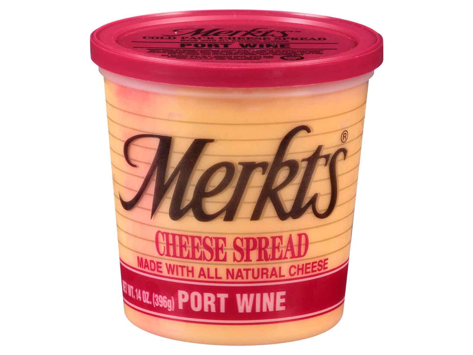 Merkts Wine-cheese spread