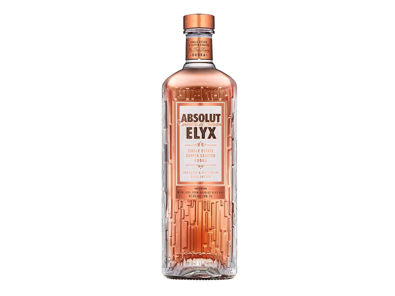 Vodka: Absolut Elyx