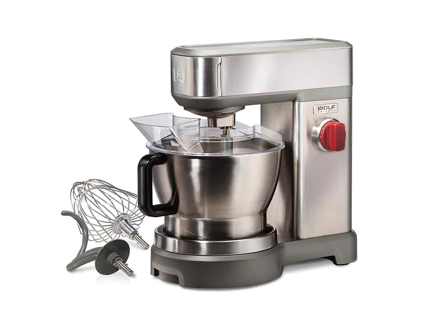 The Ferrari of Stand Mixers