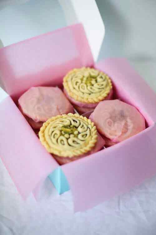 Iranian Pastry