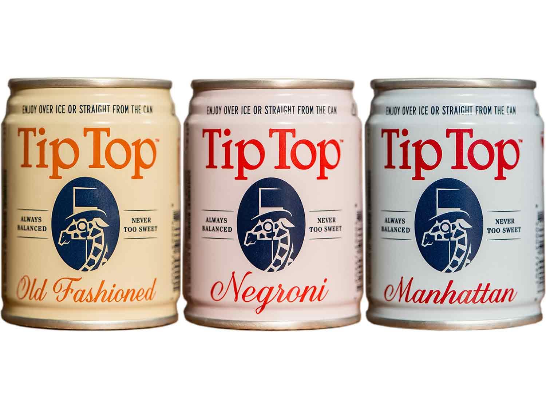 Tip Top Cocktails