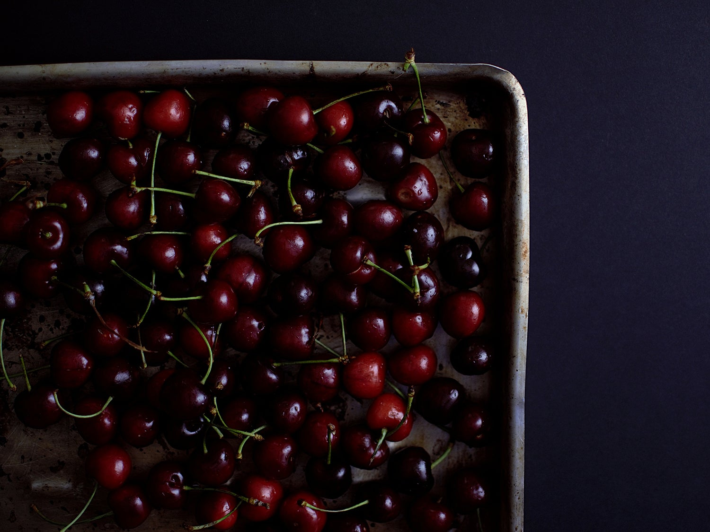 The Best Frozen Cherries