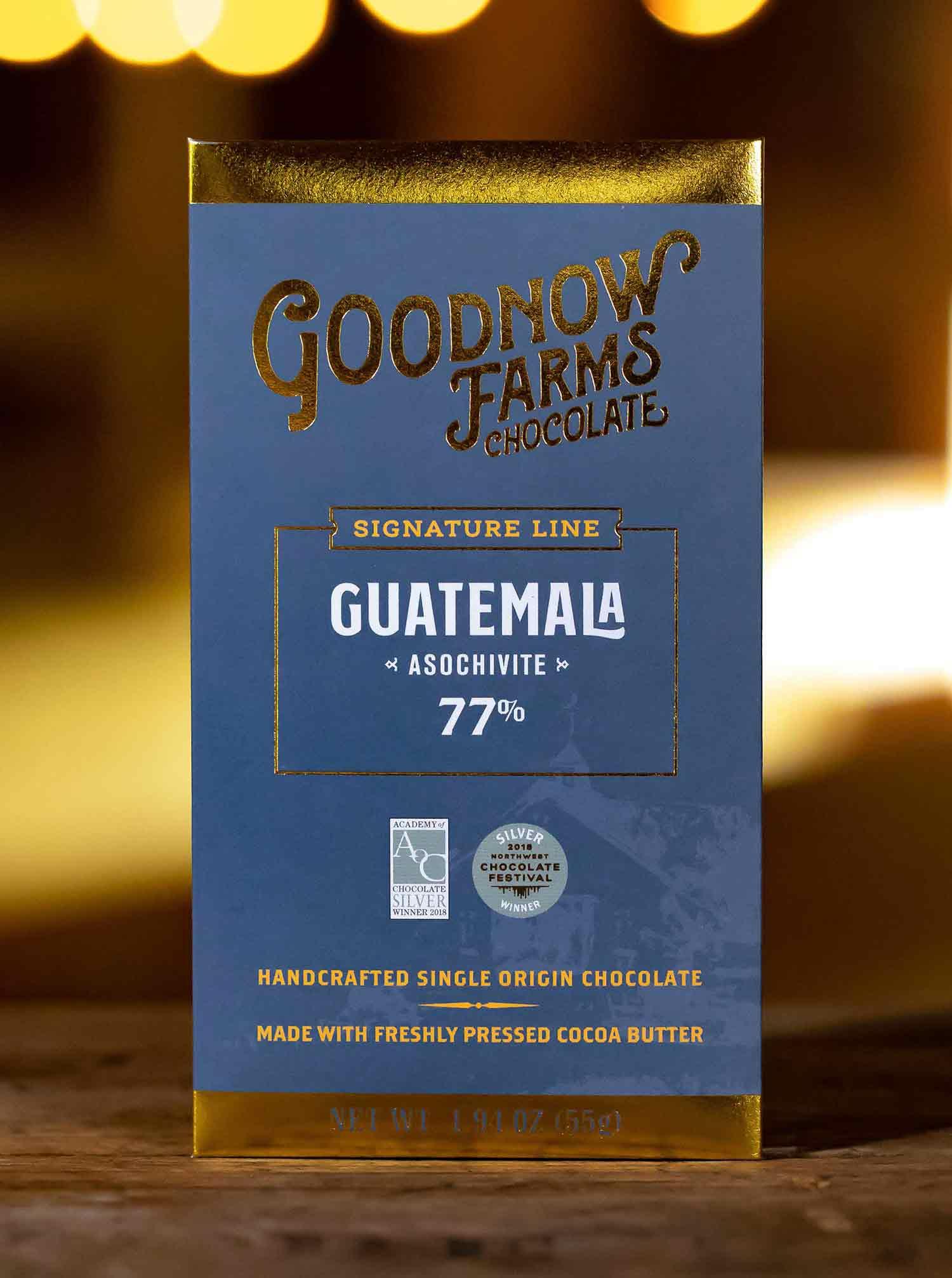 Goodnow Farms Asochivite Chocolate