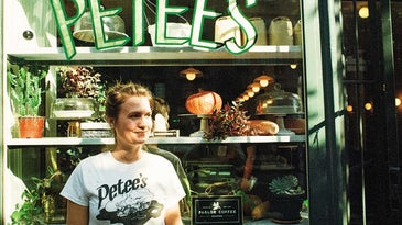 """Petra """"Petee"""" Paredez is the head baker and co-owner of Manhattan's famed Petee's Pie Company."""