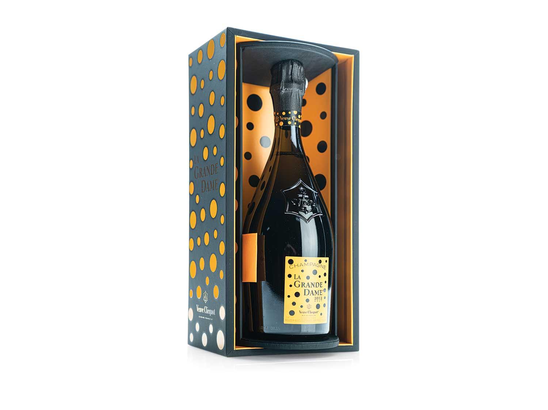 Veuve Clicquot La Grande Dame 2012 Yayoi Kusama Limited Edition